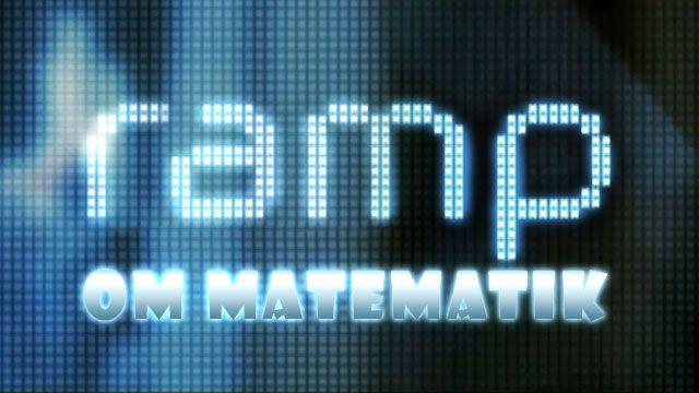 Ramp om matematik