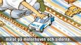 Läs-med-sagor : Här kommer polisbilen