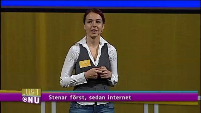 UR Samtiden - Internet och revolutionärerna: Stenar först, sedan internet