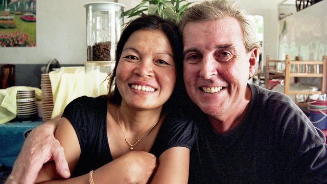 Handlarens thailändska kärleksaffär