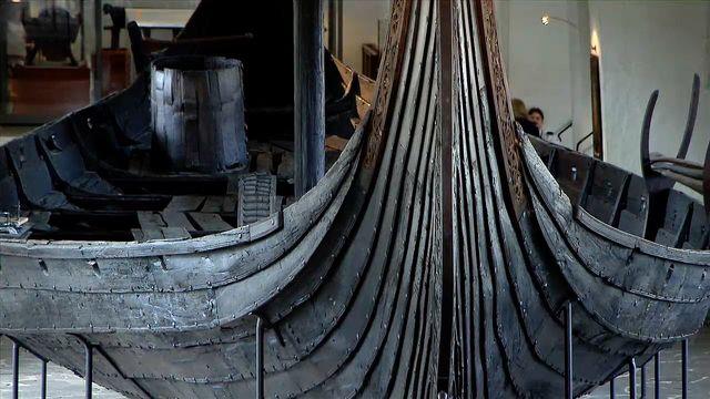 Arkeologerna: Skatter i havet
