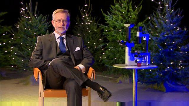 UR Samtiden - Nobelföreläsningar 2013: Populärt om Nobelpriset i medicin