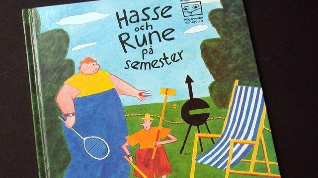 Småsagor : Hasse och Rune på semester