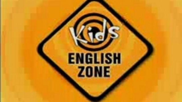 Kids English Zone : It's daytime