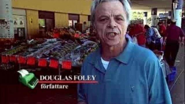 Mellan raderna : Douglas Foley