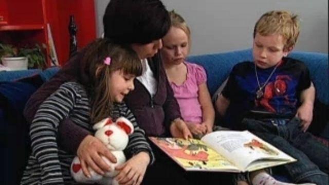 Om barn och böcker : Pija Lindenbaum är rädd för allt