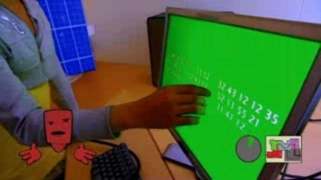 Morfis kod, ett matteäventyr : Kodknäckarna