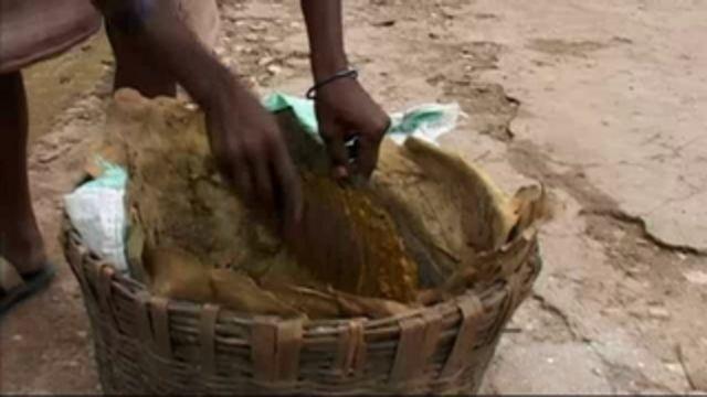De kastlösa : Världens värsta jobb