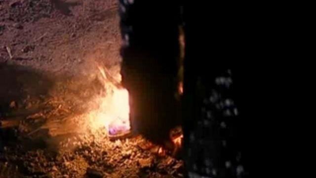 Världens fest i Sverige - spanska : Norouz, Eldfesten