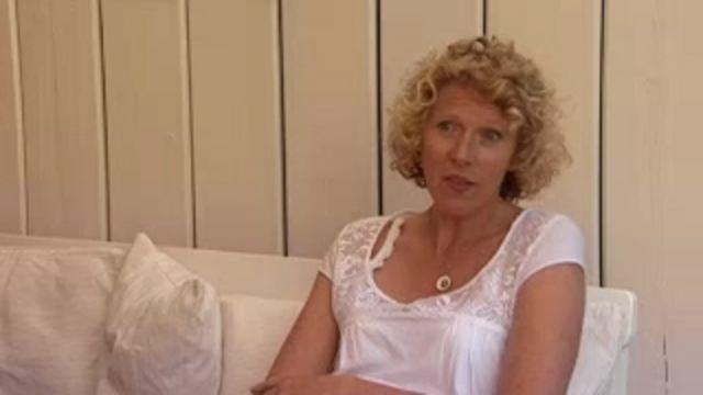Mellan raderna : Barbara Voors