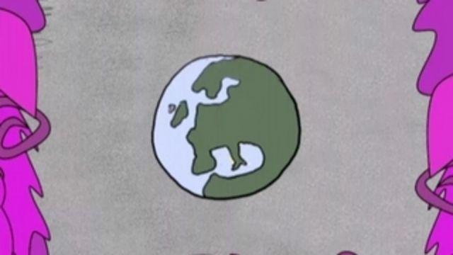 Katten, musen, tiotusen - nordsamiska : Om cirkel och klot
