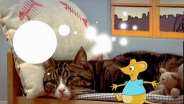 Katten, musen, tiotusen - sydkurdiska : Om kub och kvadrat