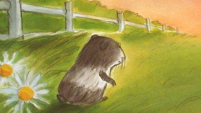 Småsagor - romani chib/lovari : Adjö, herr Muffin