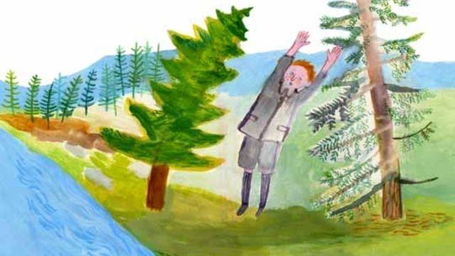 Småsagor : Den elektriska pojken från Arbrå, del 1