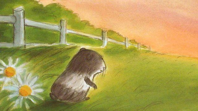 Småsagor - nordsamiska : Adjö, herr Muffin