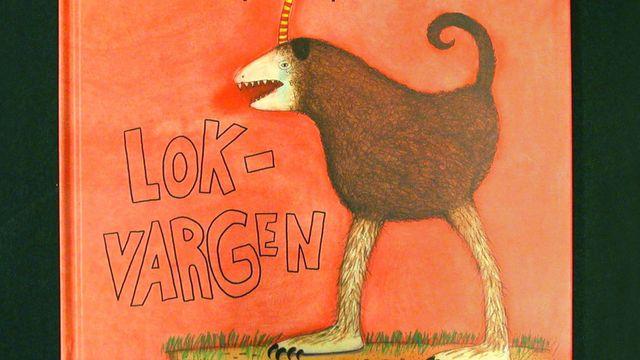 Småsagor - nordsamiska : Lokvargen