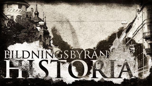 Bildningsbyrån - historia : Ett läsande folk