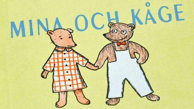 Småsagor - romani chib/lovari : Mina och Kåge