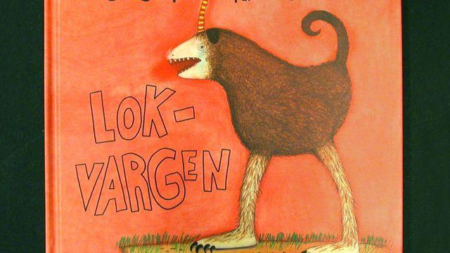 Småsagor - finska : Lokvargen