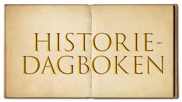 Historiedagboken : Elisabeth Olin