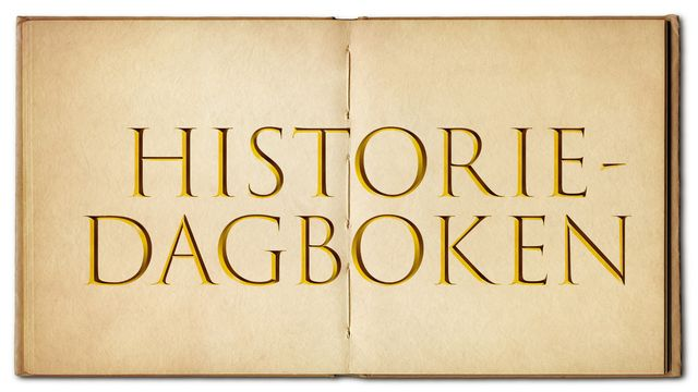 Historiedagboken : Emanuel Swedenborg