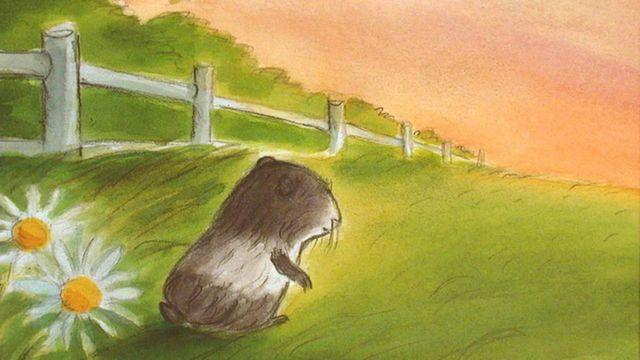 Småsagor - meänkieli : Adjö, herr Muffin