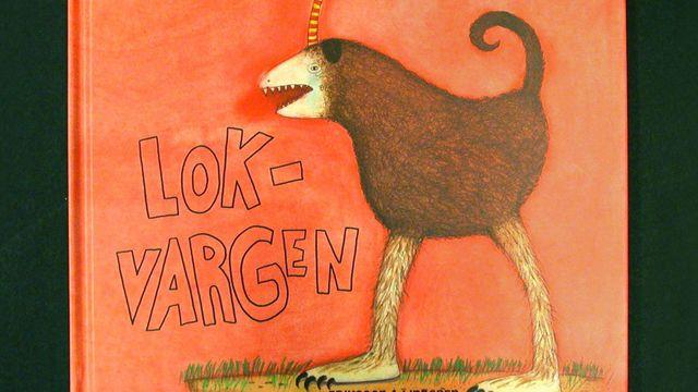 Småsagor - meänkieli : Lokvargen