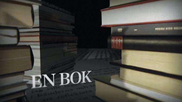 En bok, en författare : Joel Dahlberg