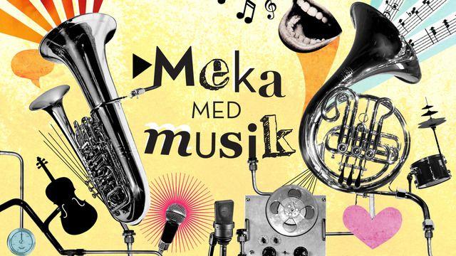 Meka med musik : Stränggung