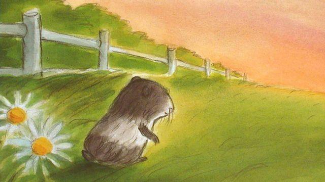 Småsagor - sydsamiska : Adjö, herr Muffin