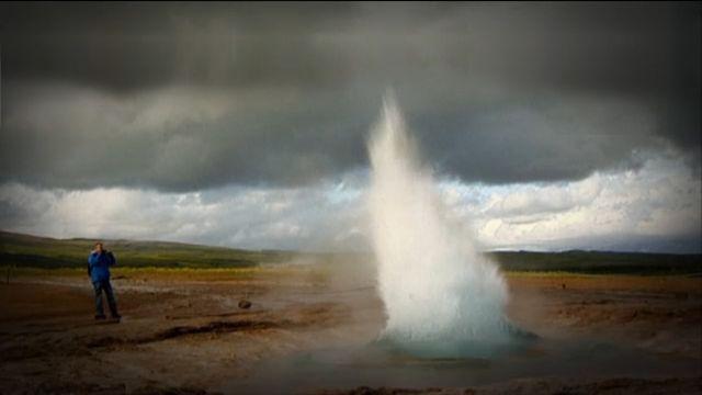 Berg på riktigt : Island