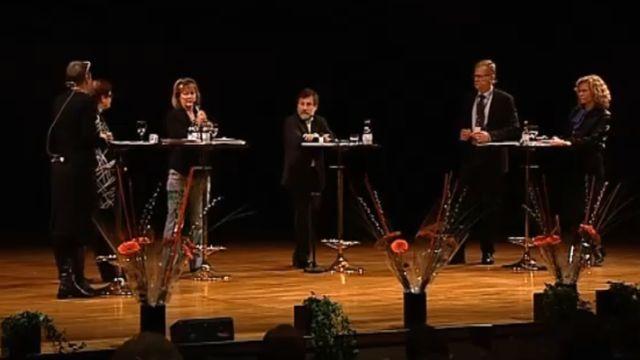 UR Samtiden - Arkitekturdagen : Debatt