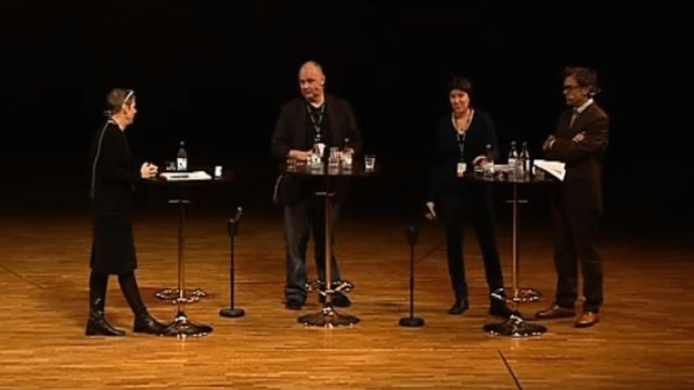 UR Samtiden - Arkitekturdagen : Temperaturen på arkitekturen