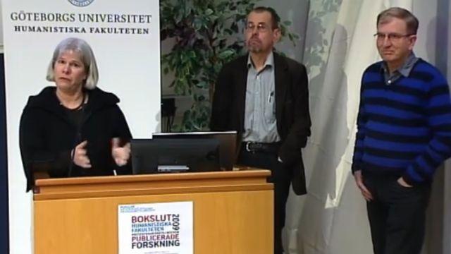 UR Samtiden - Humanistiskt bokslut : Kulturella identiteter och nationsgränser