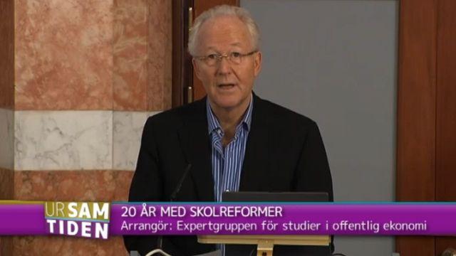 UR Samtiden - Tjugo år med skolreformer : Del 1
