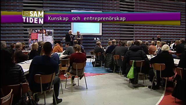 UR Samtiden - Kunskap och entreprenörskap : Sådan är entreprenören