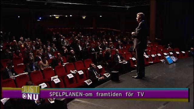 UR Samtiden - Spelplanen - om framtiden för tv : Inledning