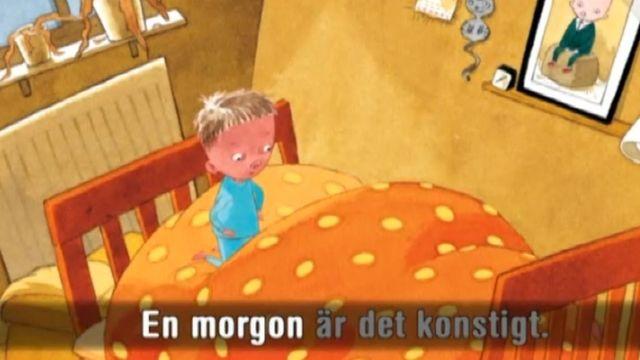 Läs-med-sagor : När Åkes mamma glömde bort