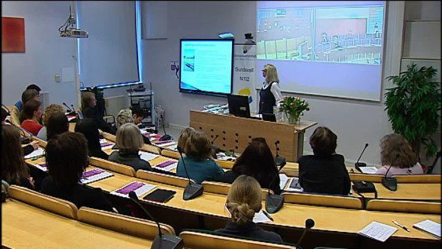 UR Samtiden - Genusmaraton : Våld och trakasserier i årskurs 6-9