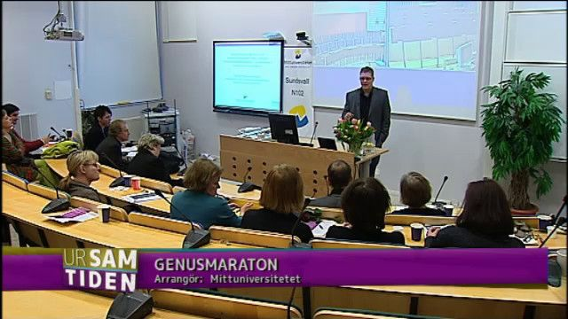 UR Samtiden - Genusmaraton : Genusvetenskap i utbildningar