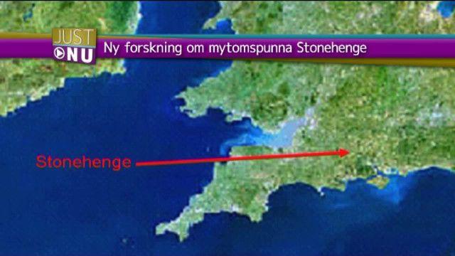 UR Samtiden - Stonehenge : Riversideprojektet