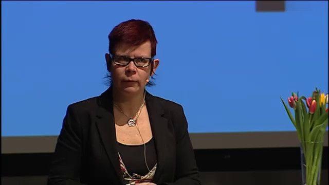 UR Samtiden - Psykisk ohälsa : Folkhälsoministern inviger