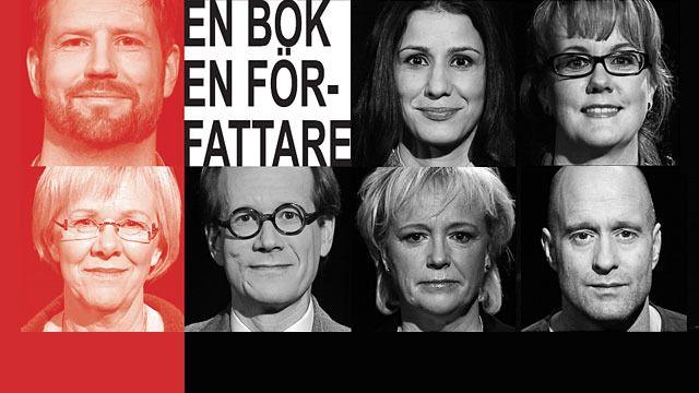 En bok, en författare : Börje Ljunggren
