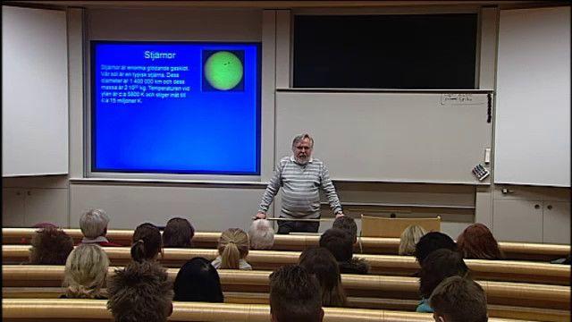 UR Samtiden - Naturvetenskap i Lund : Universums färger