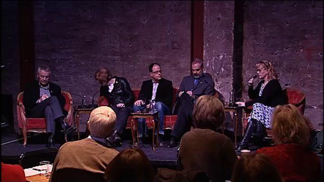 UR Samtiden - Mod och civilkurage : Samtal med publiken