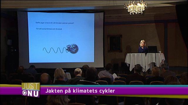 UR Samtiden - Cykliska förlopp : Jakten på klimatets cykler