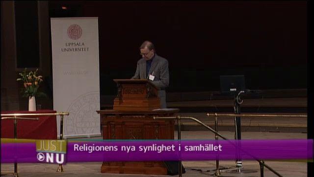 UR Samtiden - Polisforskning pågår : Religionens nya synlighet i samhället