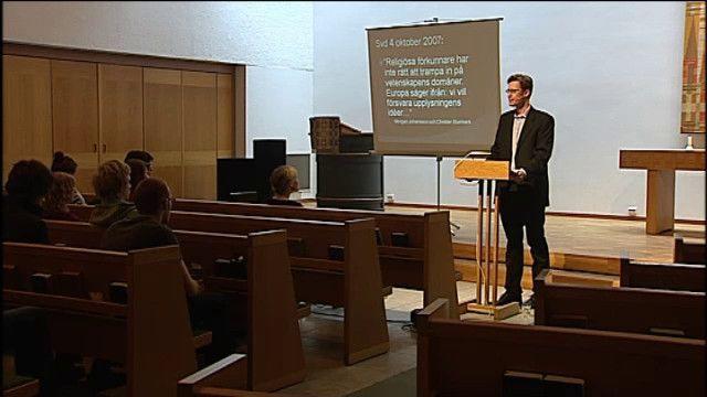 UR Samtiden - Tro och vetenskap : Konflikt eller komplement