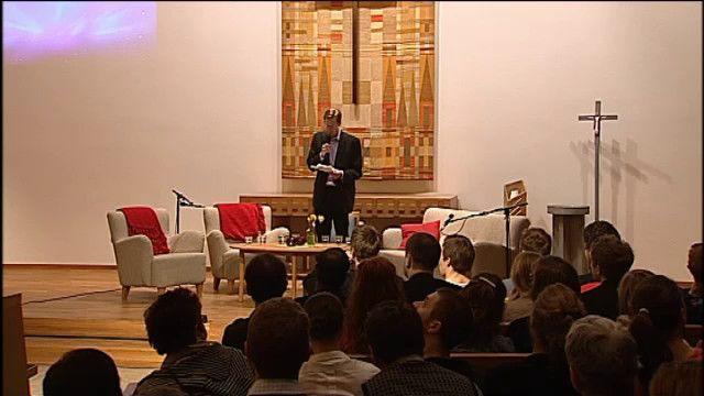 UR Samtiden - Tro och vetenskap : John Lennox möter Christer Sturmark