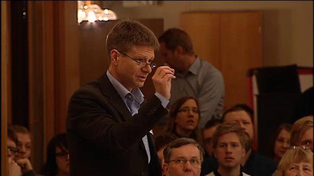 UR Samtiden - Tro och vetenskap : Frågor från publiken